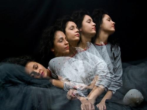 Синдром сонного паралича