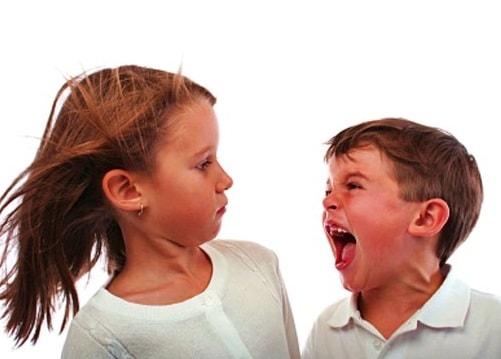 Гнев у ребенка